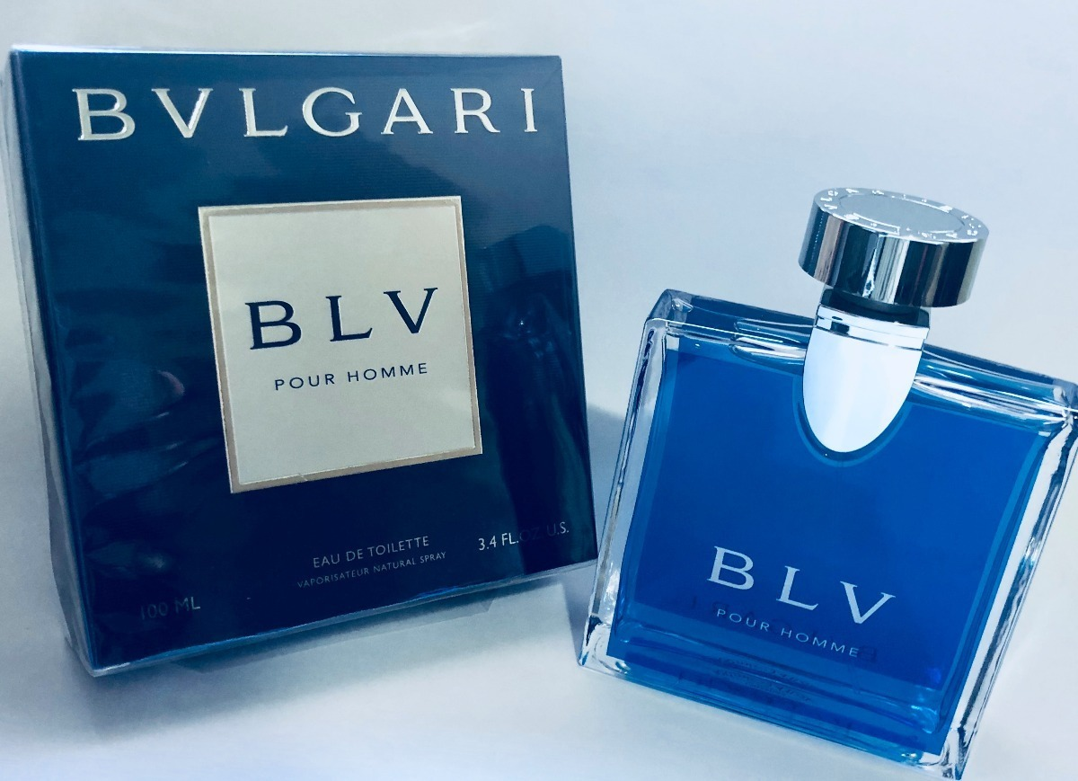 66d6c0db10e Perfume Bvlgari Blv 100ml Bulgari Azul Original Frete Grátis - R  255