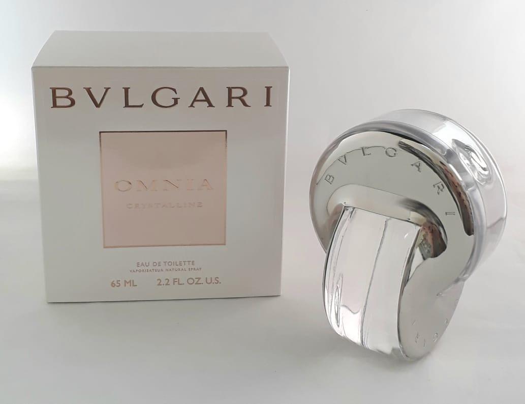931f7ac2b7b29 perfume bvlgari crystalline 65ml edt original frete grátis. Carregando zoom.