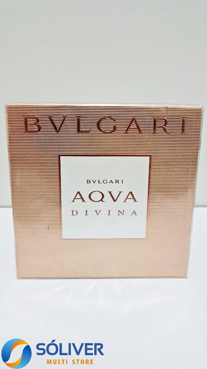 5031478904 Perfume Bvlgari Aqva Divina Feminino Edt 65ml Lacrado Origin - R ...