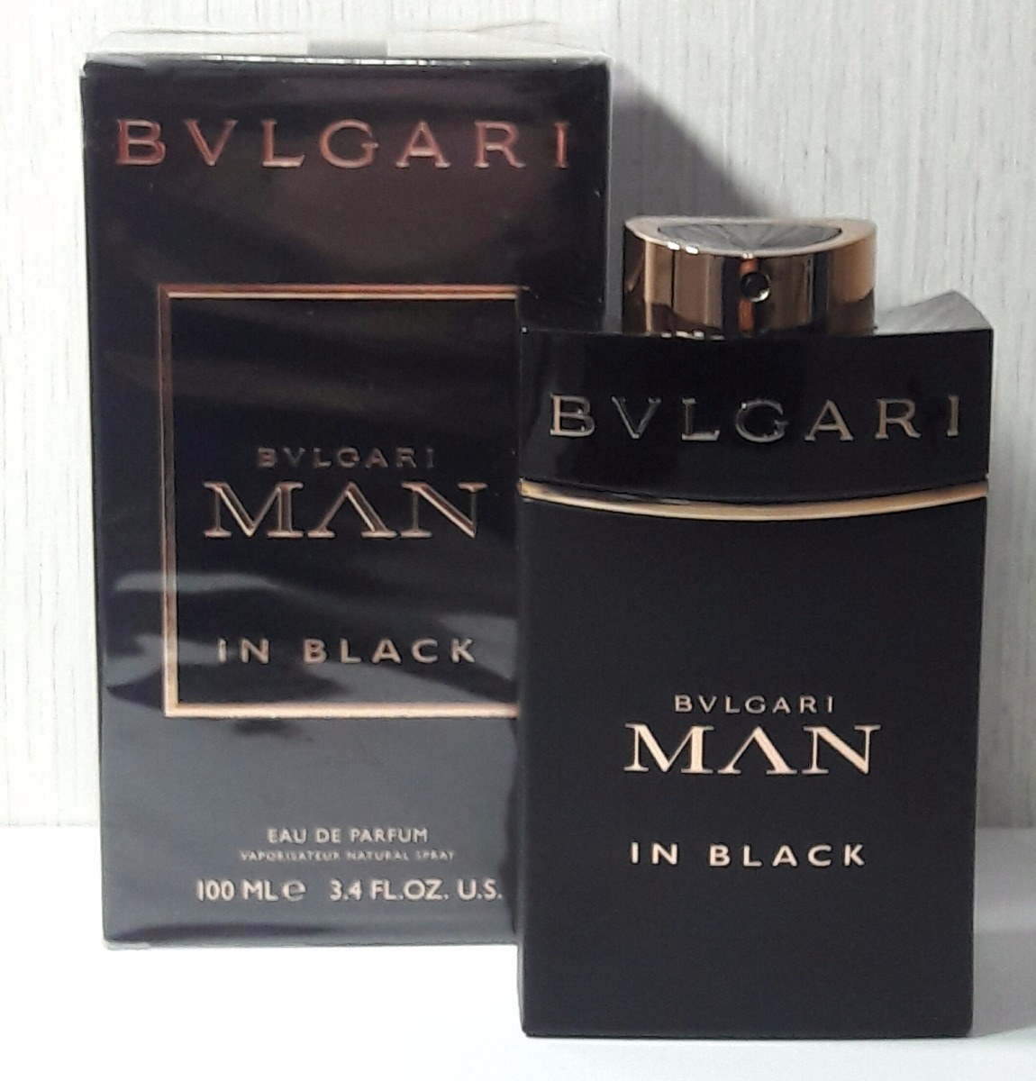 36bd4065e76c7 perfume bvlgari man in black 100 ml masculino -original. Carregando zoom.