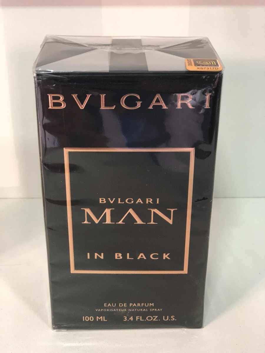 perfume bvlgari man in black 100ml edp - original e lacrado. Carregando  zoom. dc5f7cdd51