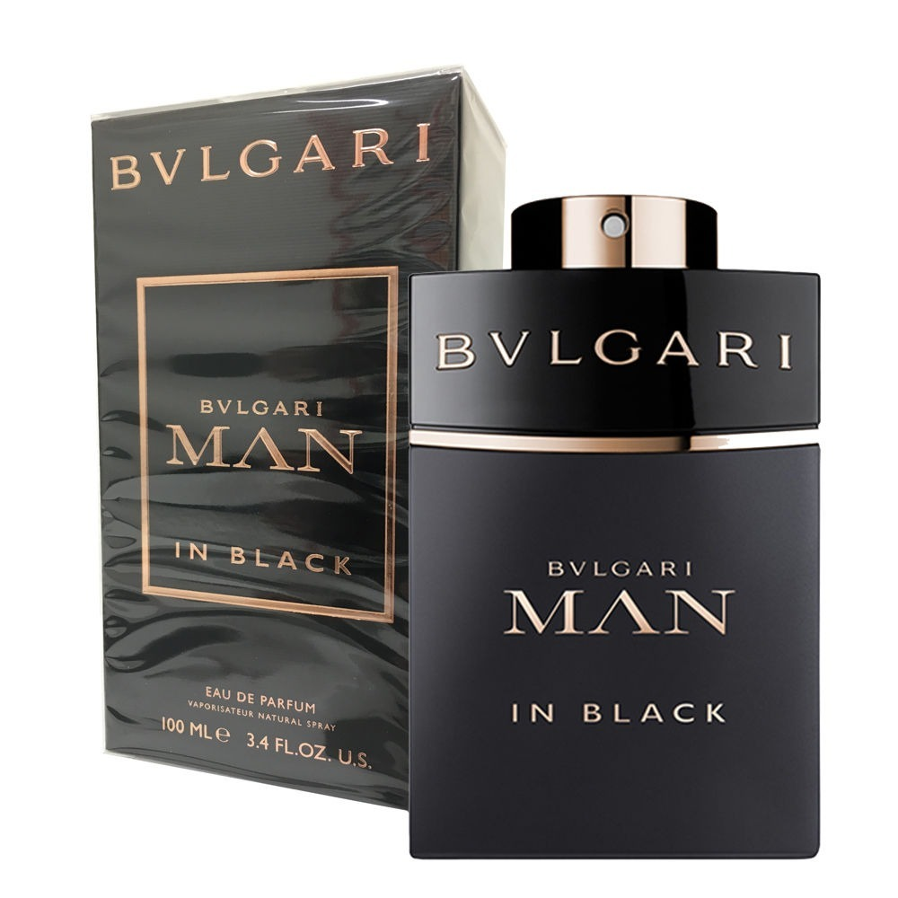 108f411ffc117 Perfume Bvlgari Man In Black 100ml Original, Lacrado. - R  289,95 em ...