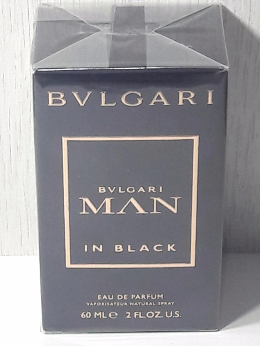 32c35192646d0 perfume bvlgari man in black 60 ml edp masculino lacrado. Carregando zoom.