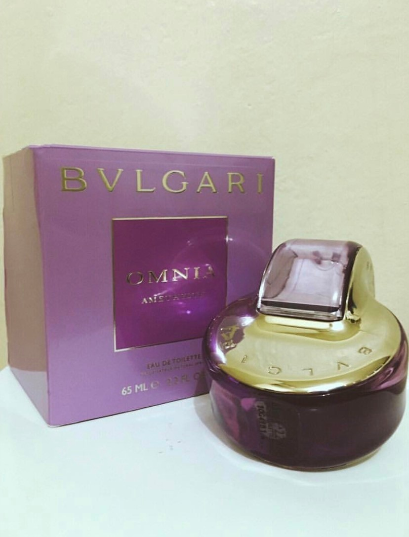 Perfume Bvlgari Omnia Amethyste Amatista 65 Ml Mujer Origina Non Box Cargando Zoom