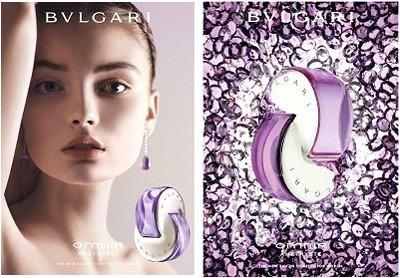 perfume bvlgari omnia amethiste 65ml edt original (tester)