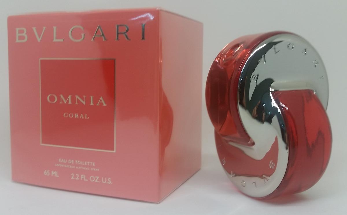98a3ba01ff092 perfume bvlgari omnia coral feminino eau de toilette 65 ml. Carregando zoom.
