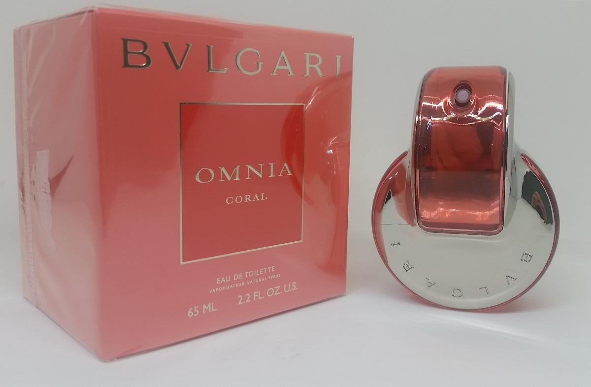 a1777f65917c4 perfume bvlgari omnia coral feminino edt 65 ml original. Carregando zoom.