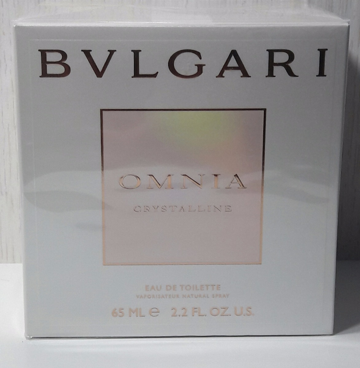 cd1dbcc159f perfume bvlgari omnia crystalline edt 65 ml original! Carregando zoom.