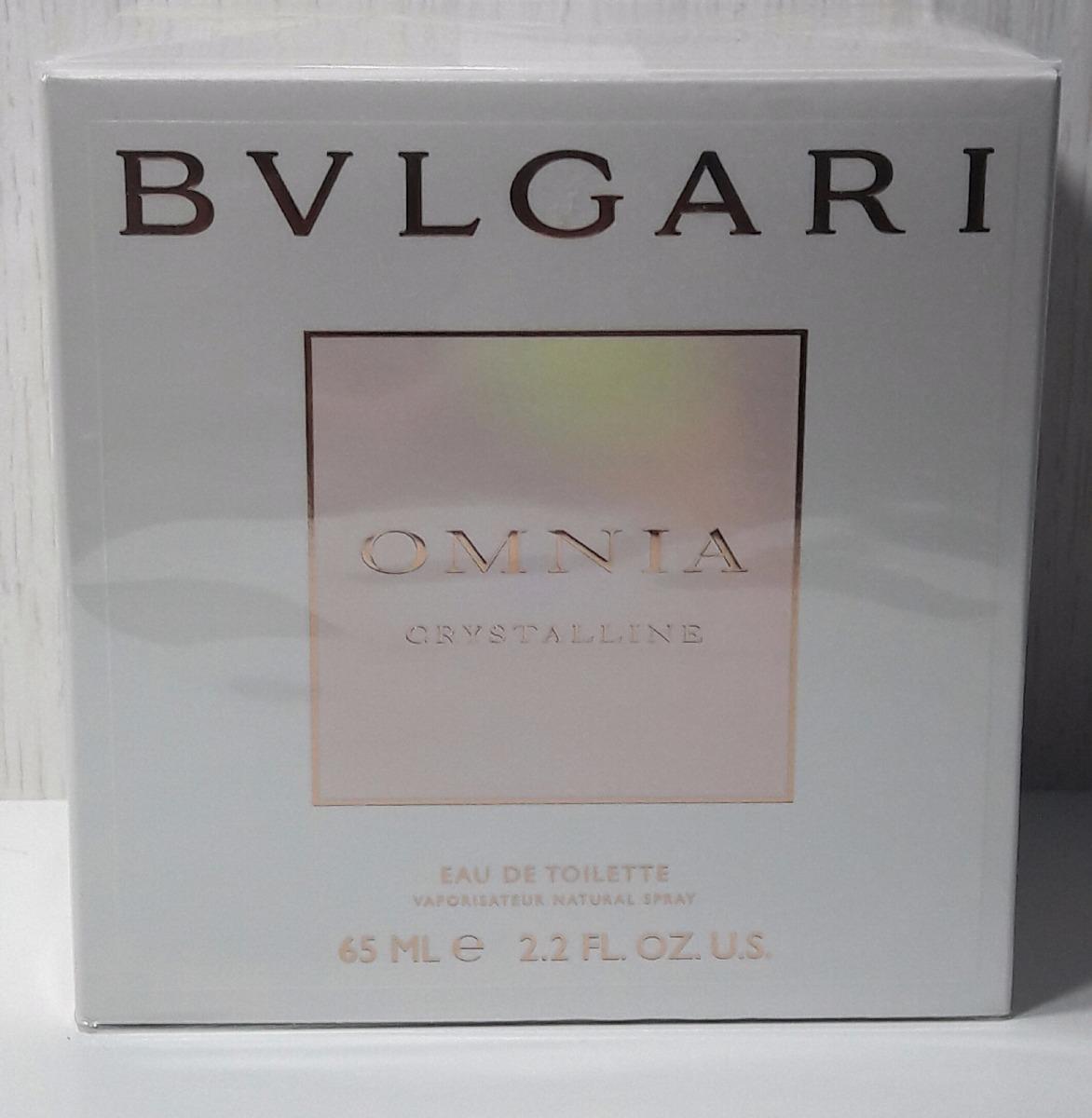 82f58843a9730 Perfume Bvlgari Omnia Crystalline Edt 65 Ml Original! - R  239,50 em ...