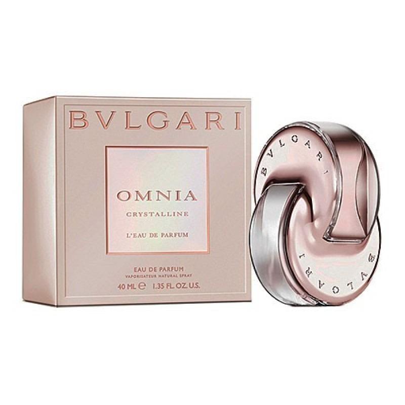 Perfume Bvlgari Omnia Crystalline L'eau De Parfum Fem ...