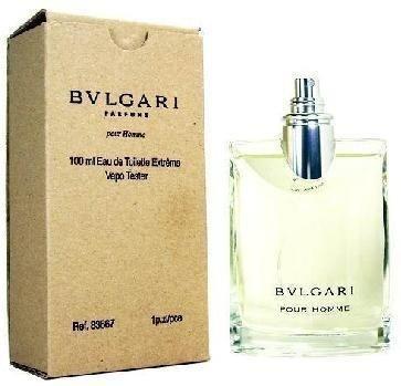 perfume bvlgari pour homme 100ml edt original ((( tester )))