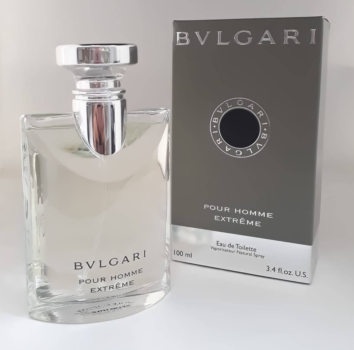 29ee7e24a84 perfume bvlgari pour homme extreme 100ml edt brinde amostra. Carregando  zoom.