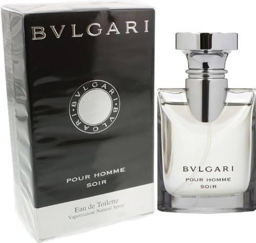 perfume bvlgari pour homme soir 30ml