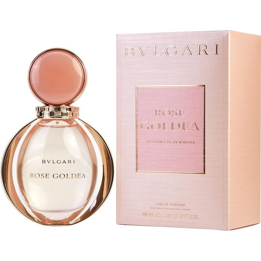 e88c51f88b7 Perfume Bvlgari Rose Goldea Edp Feminino 90ml - R  459