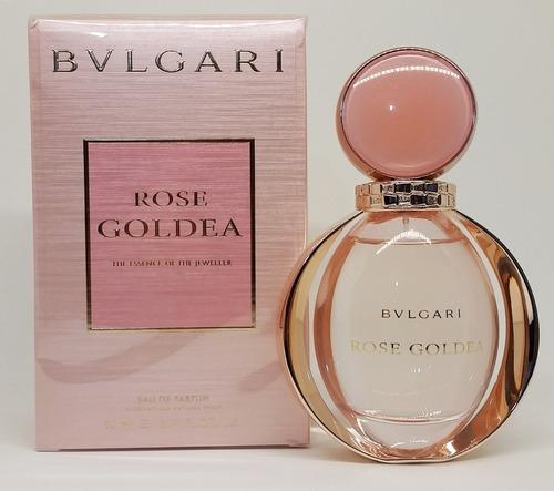 30b5dd88f16 Perfume Bvlgari Rose Goldea Feminino E D P 90ml - R  379