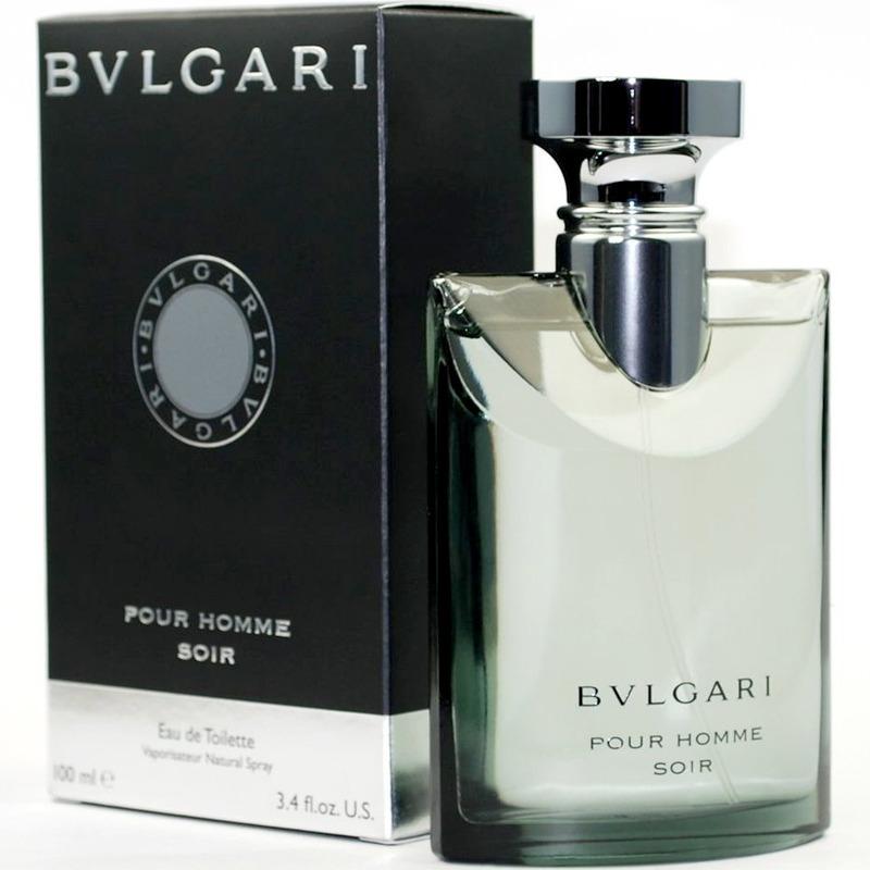 f7514ae683a9b perfume bvlgari soir 100ml hombre garantia nuevo original. Cargando zoom.