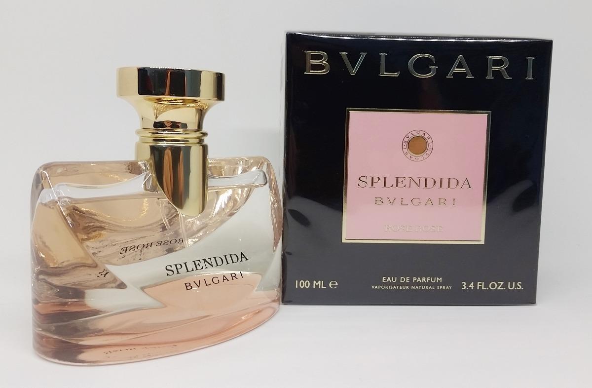 e05d5aed6c4 perfume bvlgari splendida rose rose edp 100ml original. Carregando zoom.