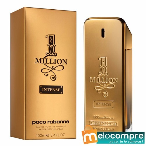perfume caballero one million hombres colonias originales