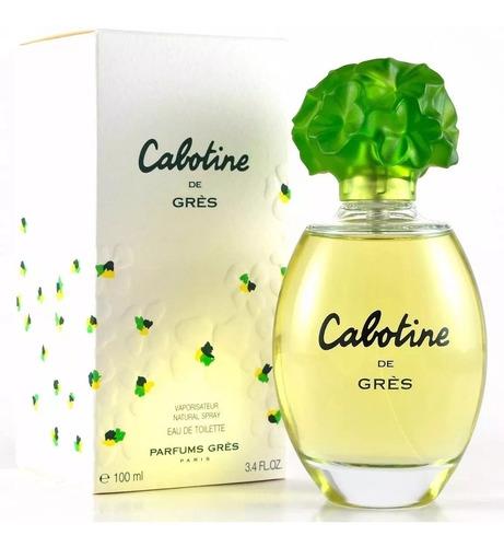 perfume cabotine de grés 100 ml  original