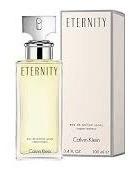 perfume calvin klain eternity women 3.4oz.100ml original