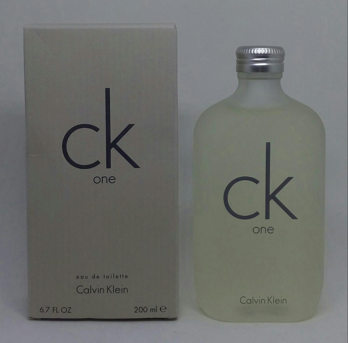 bebb06aef perfume calvin klein ck one edt 200 ml unissex original. Carregando zoom.