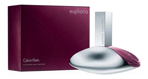 perfume calvin klein euphoria fem edp 30ml selo adipec + nf