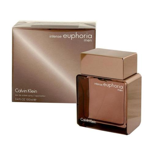 perfume calvin klein euphoria intense 100 ml men