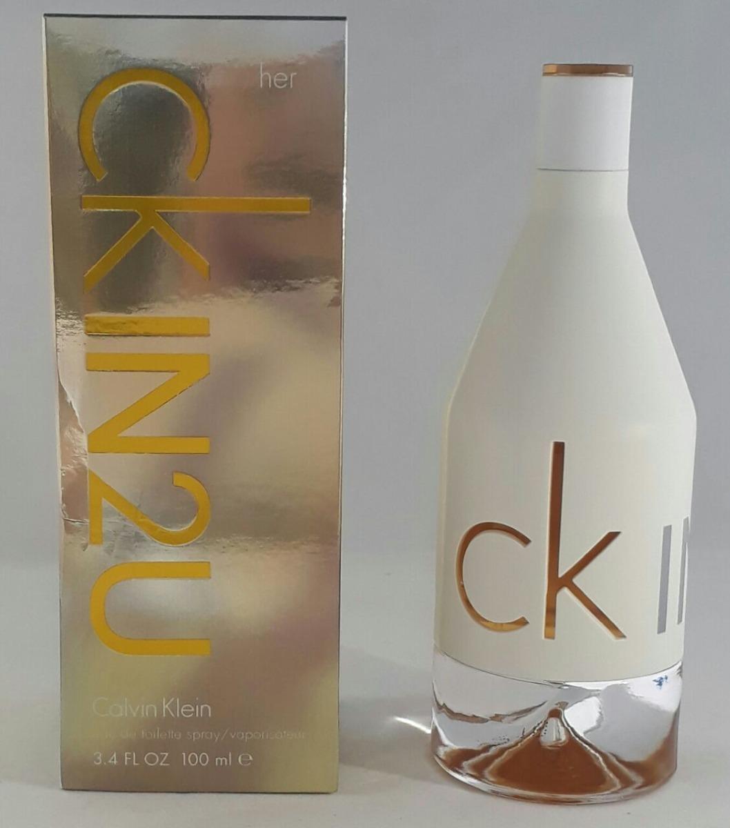 b257f13a8da30 Perfume Ckin2u 100ml Calvin Klein Fem Edt + Brinde Amostra - R  165 ...