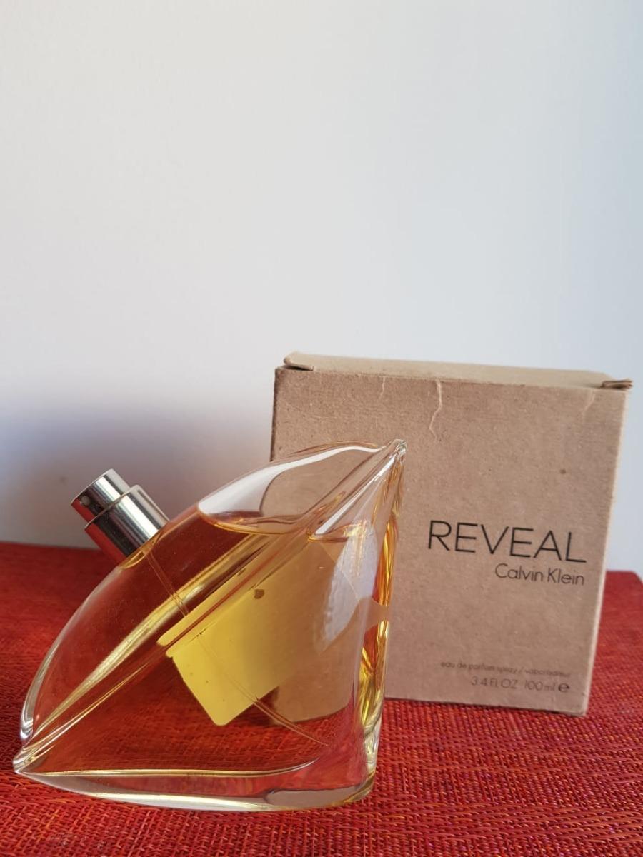 Perfume Calvin Klein Reveal Feminino Edp 100ml Tester - R  199,90 em ... db9f774556