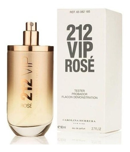 perfume carolina 212 vip rose