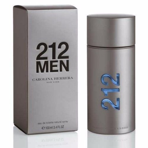 perfume carolina herrera 212 100 ml men