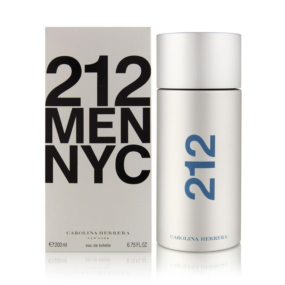 Perfume Herrera 200ml Carolina 212 Men VpqSMUz