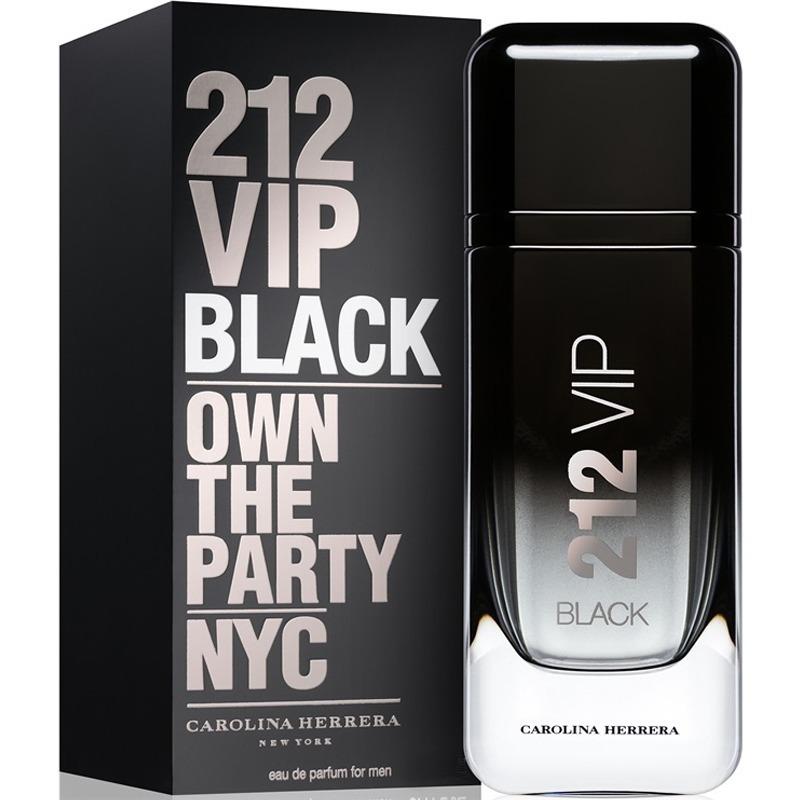 72593033f1 Perfume Carolina Herrera 212 Vip Men Black 200 Ml -   319.900 en ...
