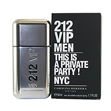894531896a Perfume Carolina Herrera 212 Vip Men Masculino Eau De Toilet - R ...