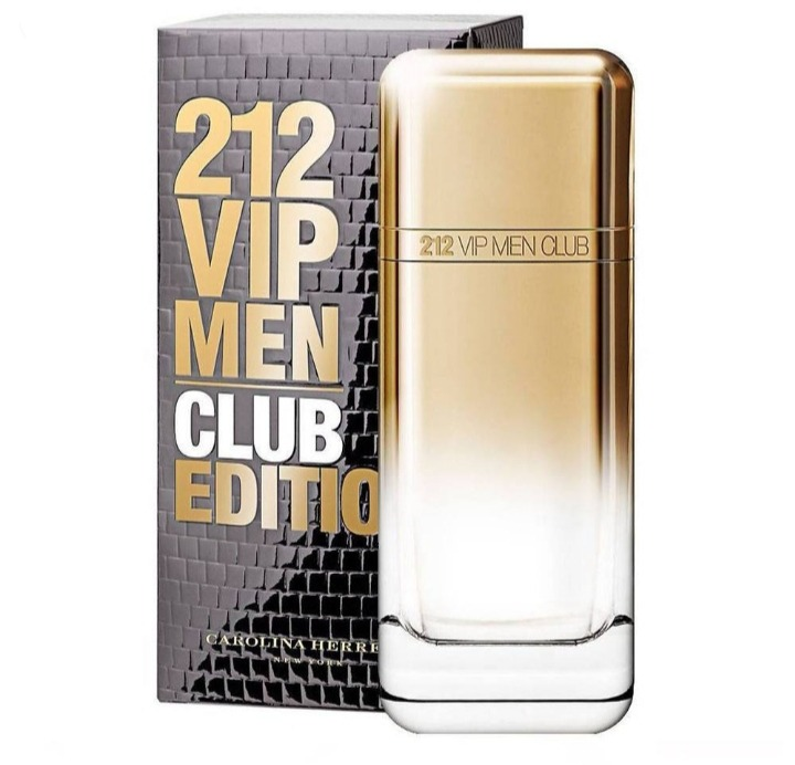 Carolina Club Herrera Perfume 212 Edition 100ml Vip BdCerWox