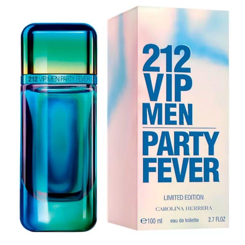Características. Marca Carolina Herrera  Nome do perfume 212 VIP Party Fever  ... 10271a8466