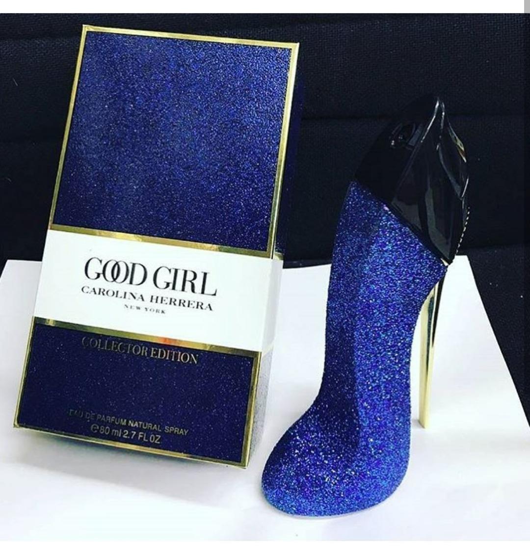 Perfume Good Girl Carolina Herrera Edição Colecionador 80ml - R  499 ... a5696211cd