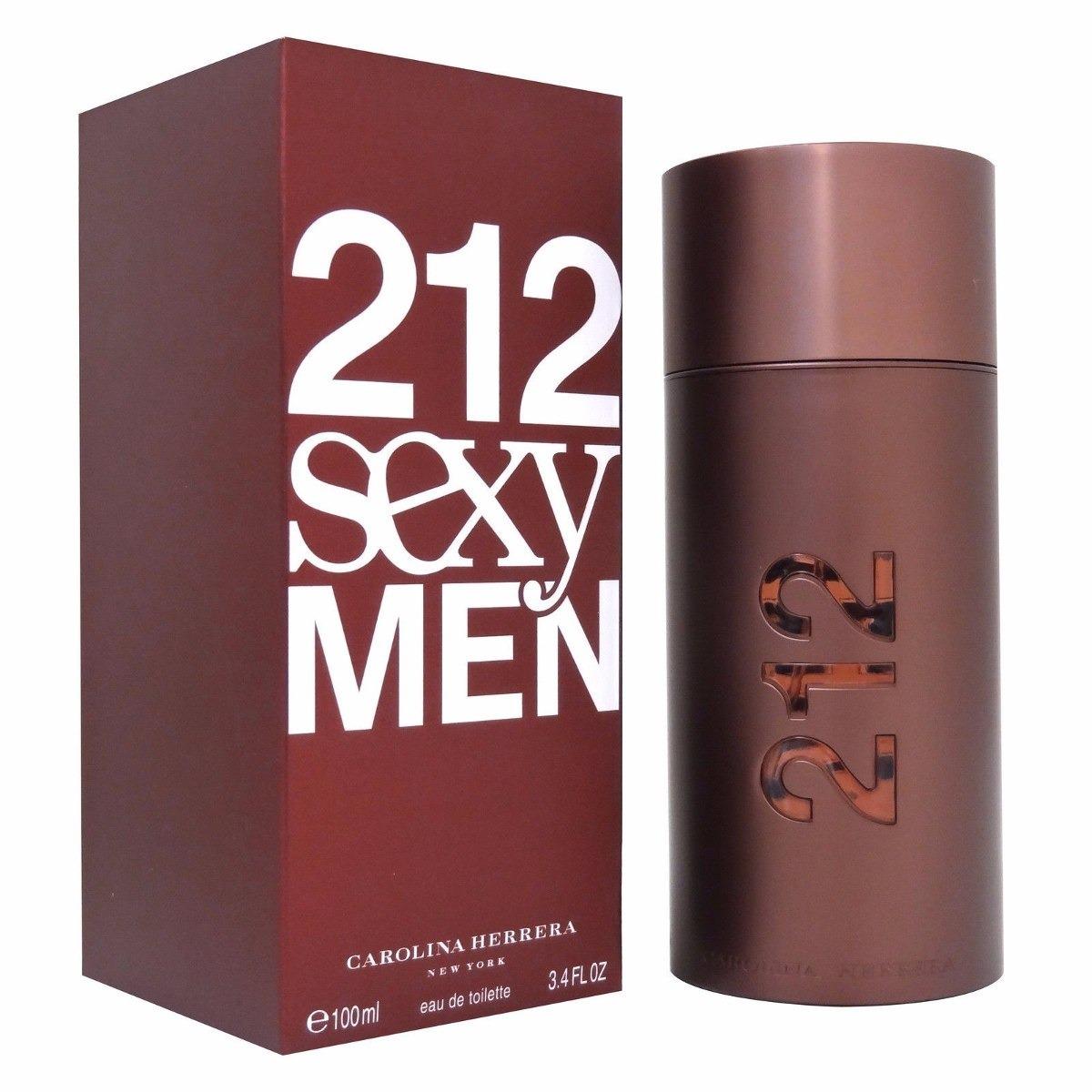 b01fb96a76 Perfume 212 Men Sexy Edt 100ml Carolina Herrera - $ 2.550,00 en ...