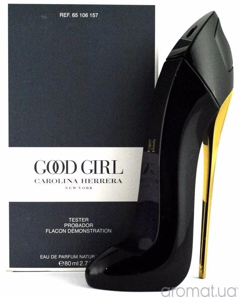 ae085cd7a4 Perfume Ch Good Girl Edp 80ml Carolina Herrera Tester - $ 2.500,00 ...
