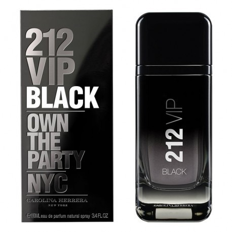 fee2b47cef Perfume 212 Vip Men Black Edt 100ml Carolina Herrera - $ 2.700,00 en ...