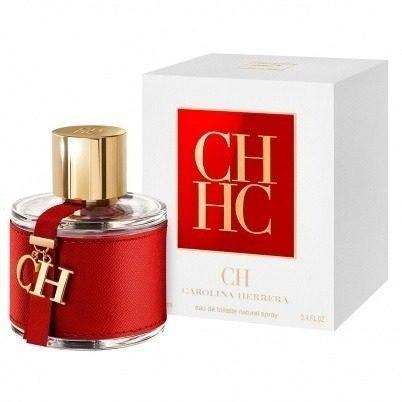 6d8781d0fa4e0 Perfume Carolina Herrera Ch 40% Off Edt 100ml Lacrado Oferta - R ...