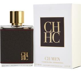 100ml Caballero Men Original Ch Perfume Herrera Carolina 5qRL3A4j