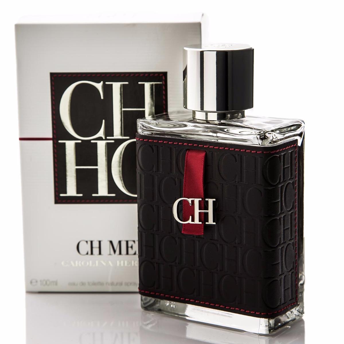 23f1b2156 perfume carolina herrera ch men edt 100 ml fragancia origina. Cargando zoom.