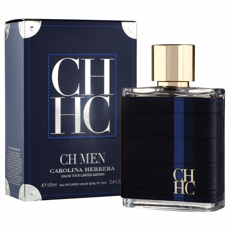 ef6265525e Perfume Carolina Herrera Ch Men Grand Tour 100ml Nuevo - $ 990.00 en ...