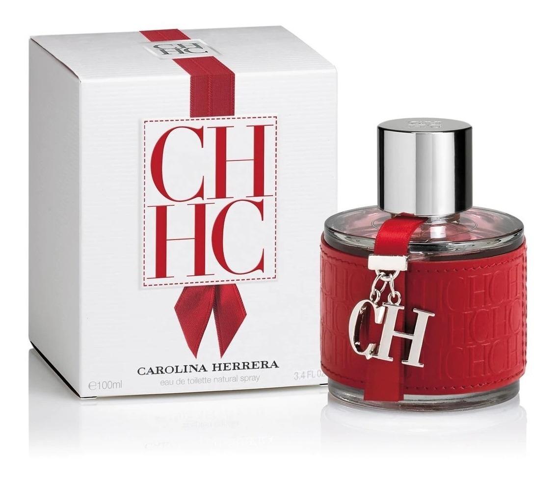 48176676ee Perfume Carolina Herrera Ch Tradicional Para Mujer 100ml - $ 89.900 en  Mercado Libre