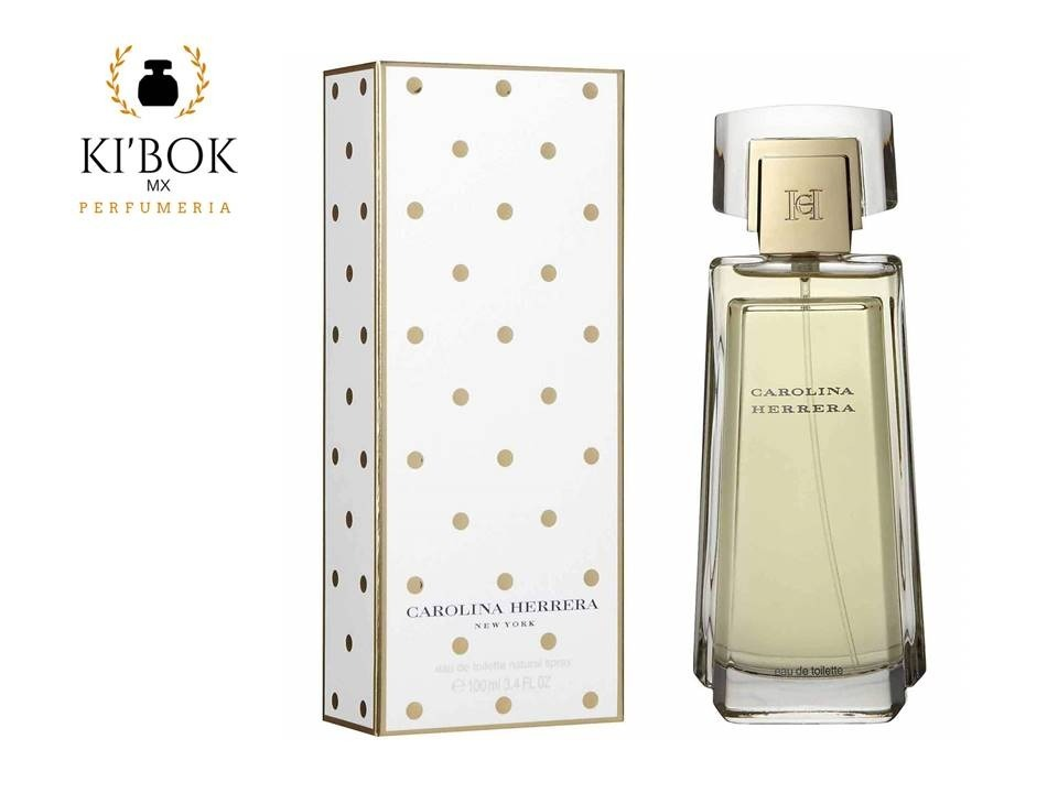 Perfume Carolina Herrera Clasico Dama Original Envio Gratis