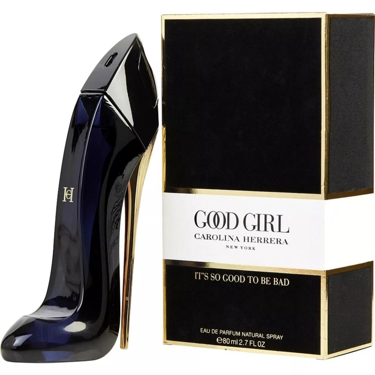 Perfume Good Tacon Mujer Negro Carolina Herrera Dama Ch Girl n0vwN8m