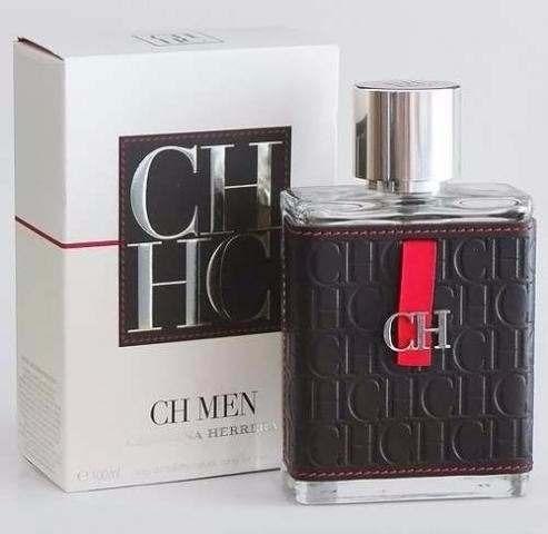 c1c1df2a1 Perfume Carolina Herrera Original Masculino Ch Men Importado - R ...