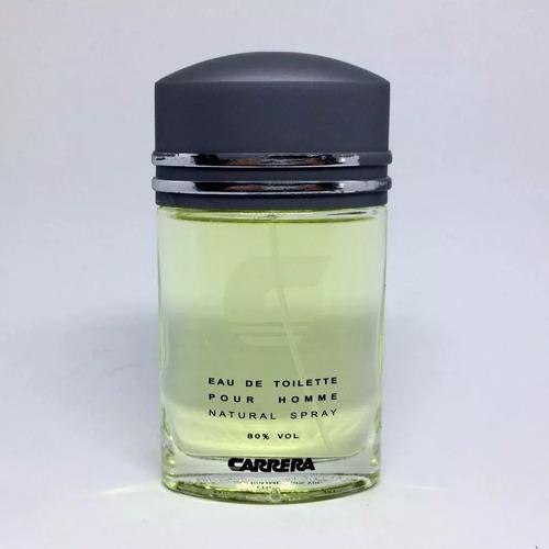 perfume carrera 100ml masculino 100% original 12x sem juros.