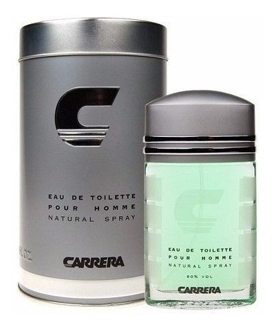 perfume carrera masculino 100ml edt - 100% original